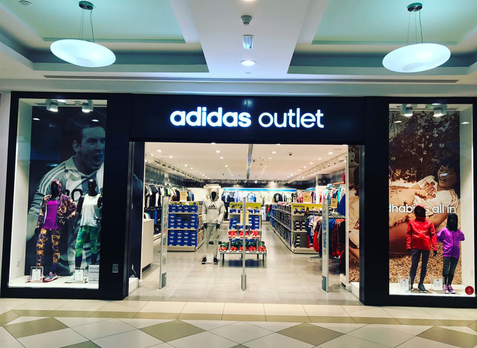 adidas outlet mall